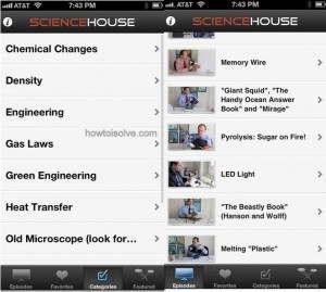 3. Best Education app, Video Science