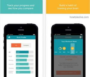 Education App - Lumosity Mobile