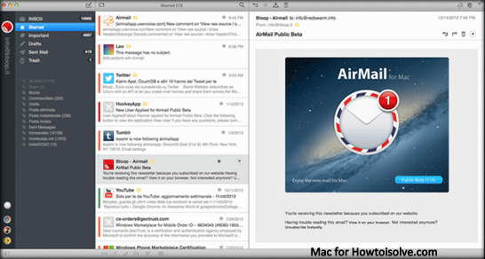 Airmail Mac apps for new Mac owners