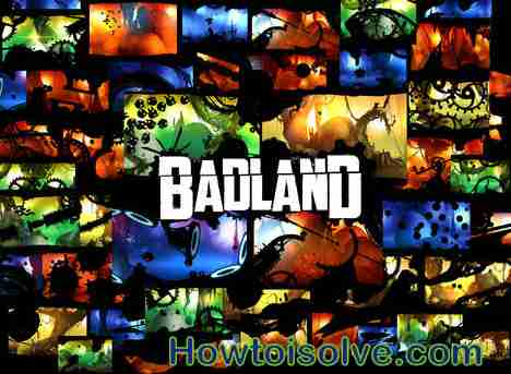 Badland good game for iOS