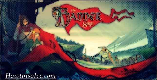 Banner saga-top game