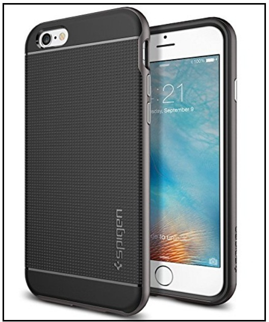 Best Spigen Neo Hybrid iPhone 6S Case