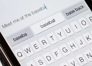 Disable Quicktype text in iOS 8
