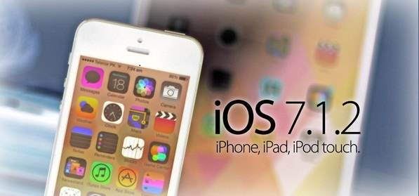 Downlaod iOS 7.1.2 for iPhone, iPad and iPod Touch
