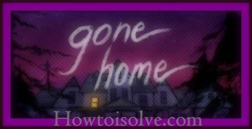 Game gone home- good Mac game