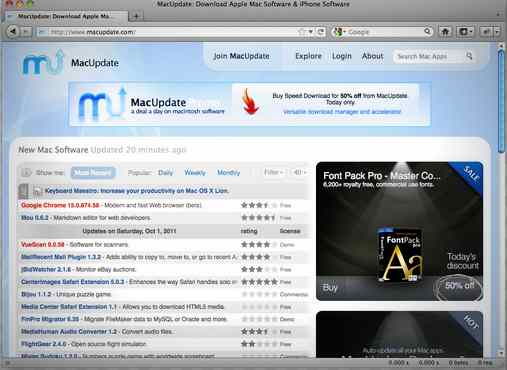 MacUpdate Desktop 5 Mac apps for new Mac owners
