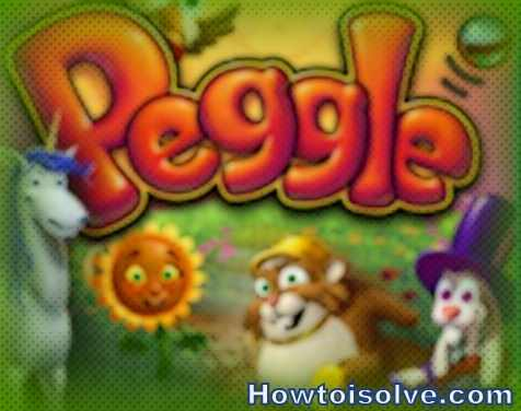 Peggle-supre mac game