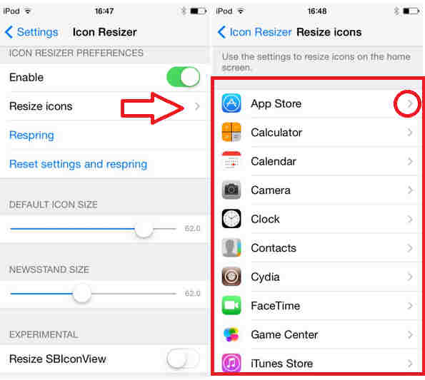 how to manually install app on iphone