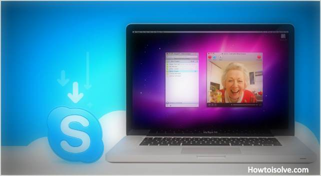 Skype Mac apps for new Mac owners