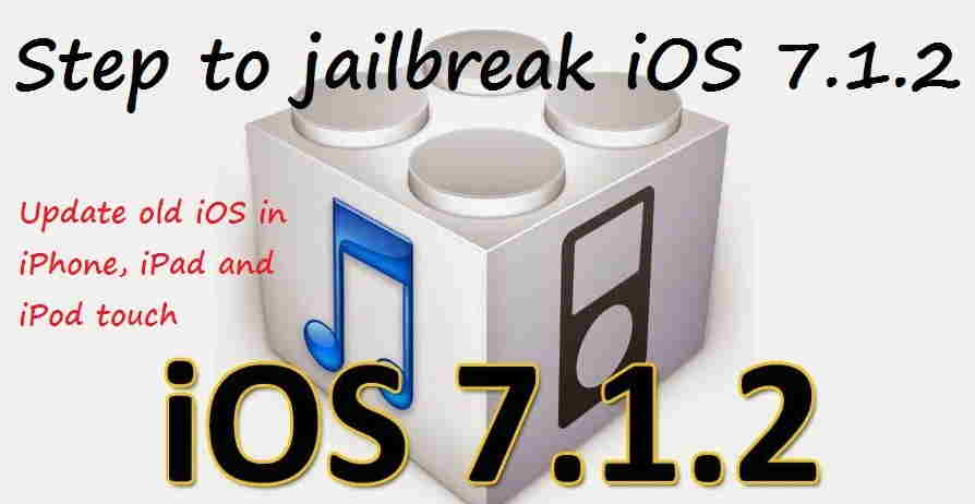 Steps to jailbreak iOS 7.1.2 Using Pangu in iOS device