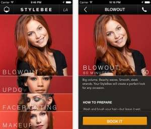 Stylebee wonderful apps for iPhone and iPad