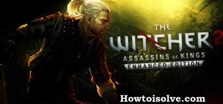 The Witcher 2 Assassins of Kings Enhanced Edition -large game