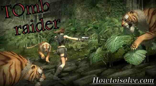 Tomb raider amezing game