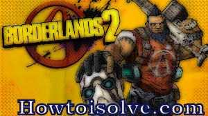borderlands 2- mac game