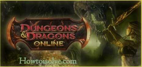 dungeons & dragons online- well suit game for Mac