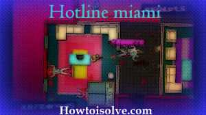 hotline miami- crazy game