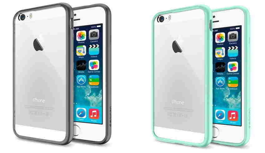 iPhone 6 cases – Air Caushion – iPhone 6, 4.7 Bumper Ultra Hybrid