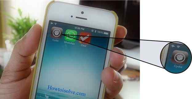 install cydia in iPhone, iPad