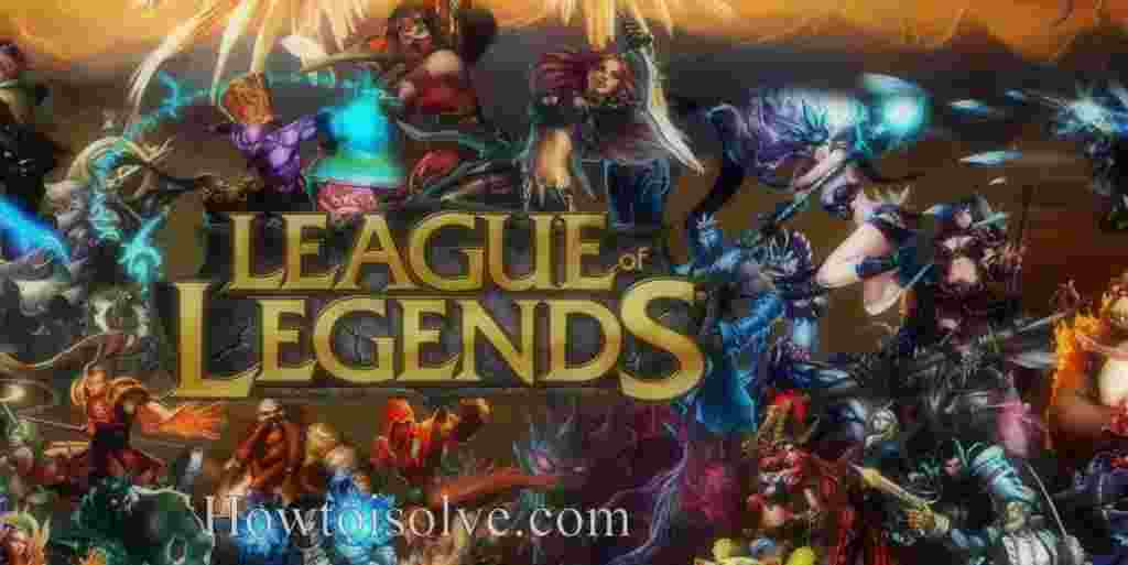 leagueoflegends- Game for Mac OS