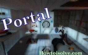 portal-Mac Os game
