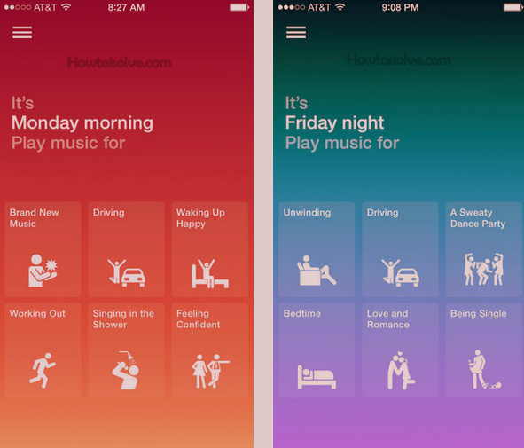songza amazing music apps