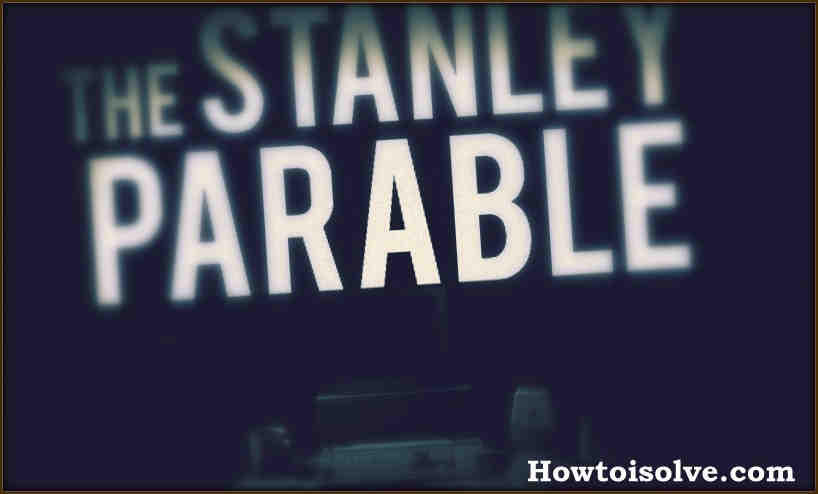 stanley-parable Mac Game forever -Best Game on Mac Os