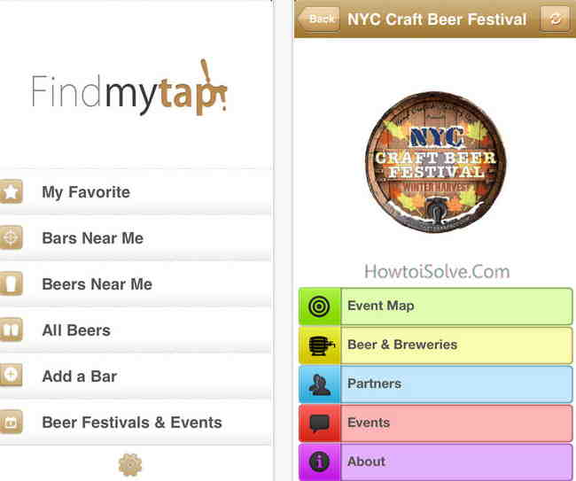Top best bars and pubs finder apps for iphone and ipad for Craft beer pubs near me