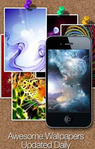 Best wallpaper Apps for iPhone 6 and iPhone 5