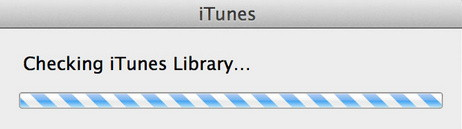 How to Move iTunes library to an external hard drive