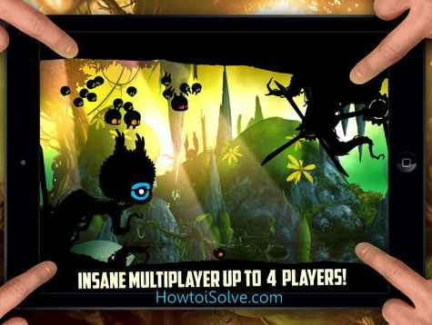 Best Game for iPad Air and iPad Mini BADLAND