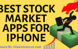 Best Stock Market Apps for iPhone