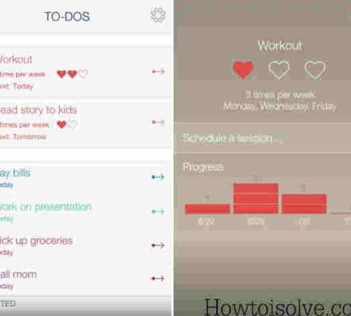Best Time Management App 'Timeful' for iOS 7 device