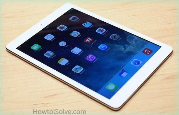 Best Tips to your iPad Air iOS 7, iOS8