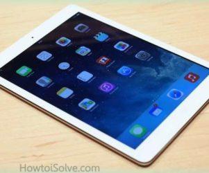 Best Tips to your iPad Air iOS 7, iOS 8
