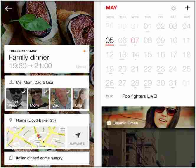 Cal best calendar apps for iPhone