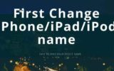 Change iPhone_iPad_iPod name-3