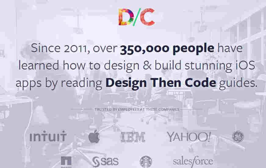 DesignerThencode - make your App code easily