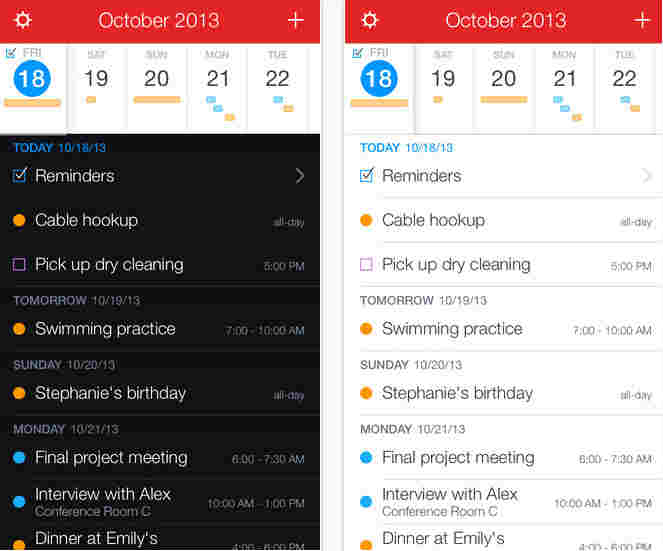 Fantastical 2 best calendar apps for iPhone