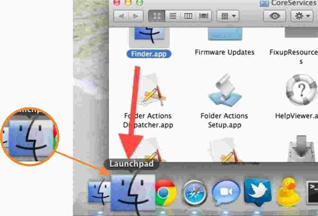 Finder for Mac OS X - Useful Shortcuts for Mac