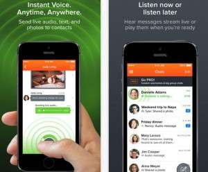 Good Walkie talkie app for iPhone and iPad