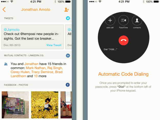 Tempo best calendar apps for your iPhone and iPad