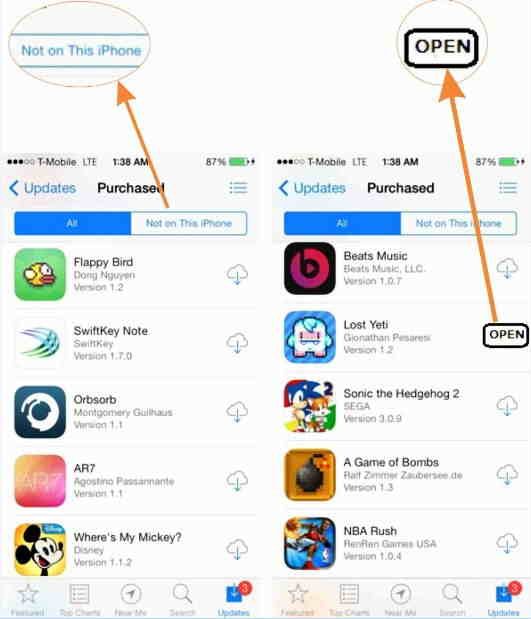 How To Download Purchased App Store App After Uninstall In