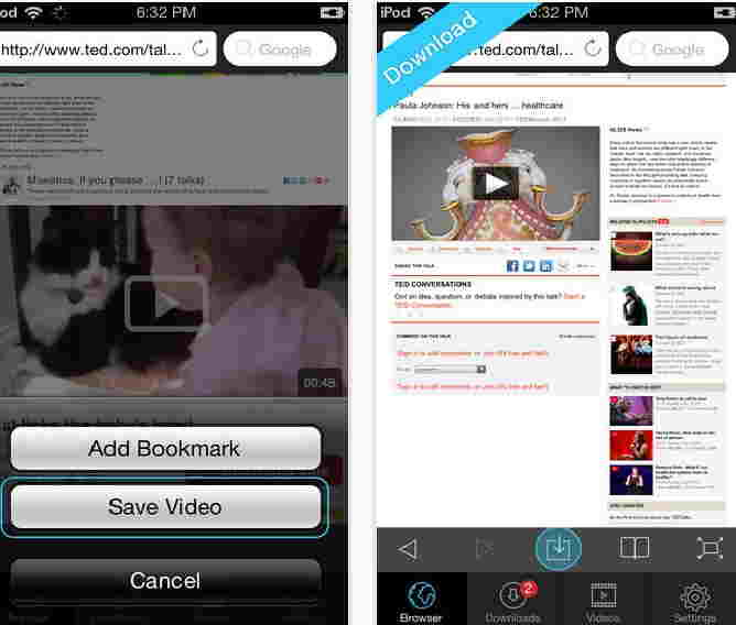 iBolt - Download instagram video on iPhone and iPad