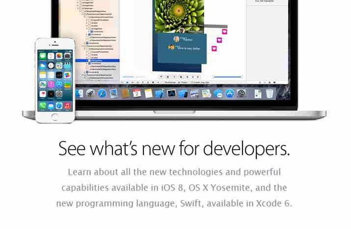 official site for learn iPhone app development