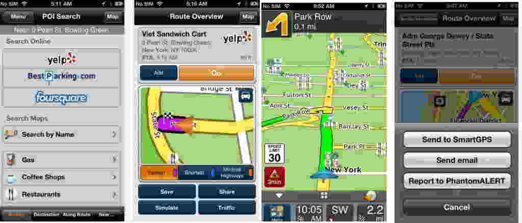 Magellan RoadMate - Best GPS apps