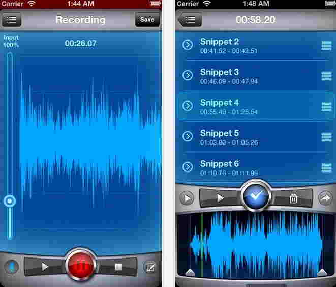 Recorder & Editor - Best recorder apps for iPhone