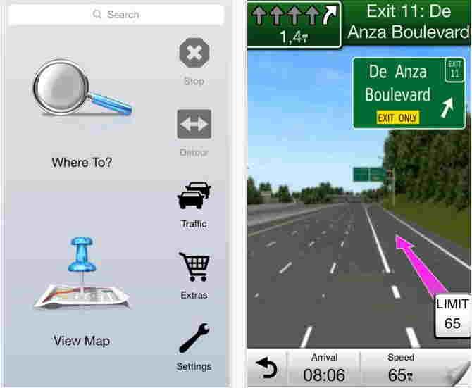 Garmin U.S.A - GPS APPS