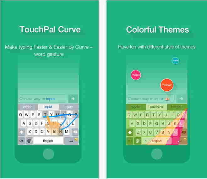 TouchPal Keyboard - Emoji & Gesture