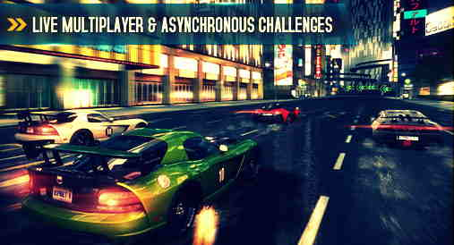 Asphalt 6 Best Racing Game for iPhone