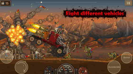 Earn to Die  Best Racing Game for iPhone